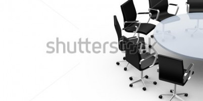 stock-photo-conference-round-table-and-office-chairs-with-copy-space-in-meeting-room-isolated-on-white-164654336